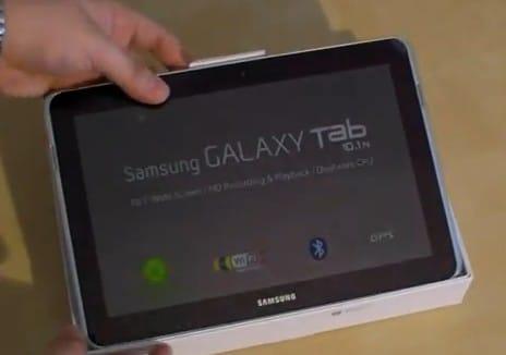 Dutch Court Rules Samsung Galaxy Tab 10.1 is not an iPad Clone