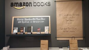 Here is the New Amazon Bookstore in Portland