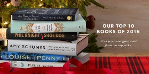 Chapters Indigo Announces the Best Books of 2016
