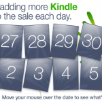 Got a New Kindle? Amazon UK is Offering 12 days of Cheap eBooks!