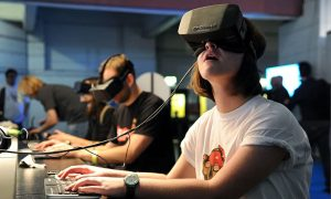 Virtual Reality is going to be heavily marketed to book publishers at the Frankfurt Book Fair