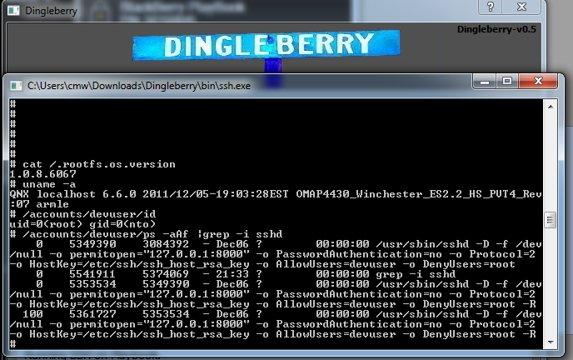 Dingleberry 3 0 for PlayBook released