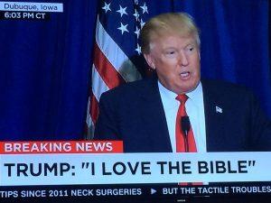 Do Republicans Read?
