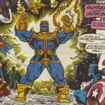 Marvel cancels 'Thanos: Son of Titan' Comic Series