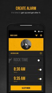 The Rock Releases a new Alarm Clock App