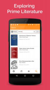 Project Gutenberg Releases New Android App