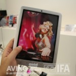 Good E-Reader IFA 2010 Exclusive: Coby 810 tablet spotted