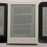 Kobo Aura HD Nighttime Reading Tests