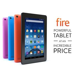 Amazon Fire Adds New Colors, More Storage