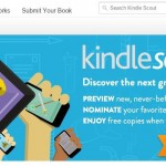First Round of Reader-Selected Kindle Scout Titles Ready for Pre-Order
