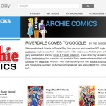 Archie Comics Goes Same Day as Print on Google Play