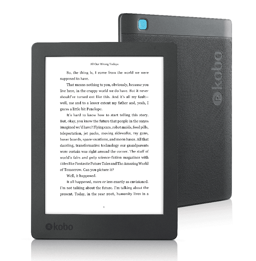 Kobo Aura H2O 2nd Edition (2017)