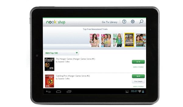 nextbook premium 8 free apps