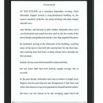 Icarus Illumina XL 8 inch e-reader available this November