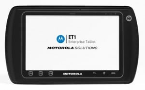 Motorola ET1 Enterprise Tablet Debuts in Asia