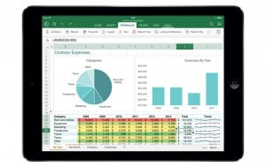 Microsoft Office Makes Its iPad Debut