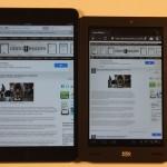 Kobo Arc VS the Apple iPad Mini
