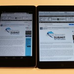 Apple iPad Mini vs. Google Nexus 7