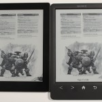 Video: PDF Reading Experience on the Sony PTS-T3 and Kobo Aura