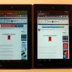 Kobo Arc 7 and Kobo Arc 7 HD Comparison Video