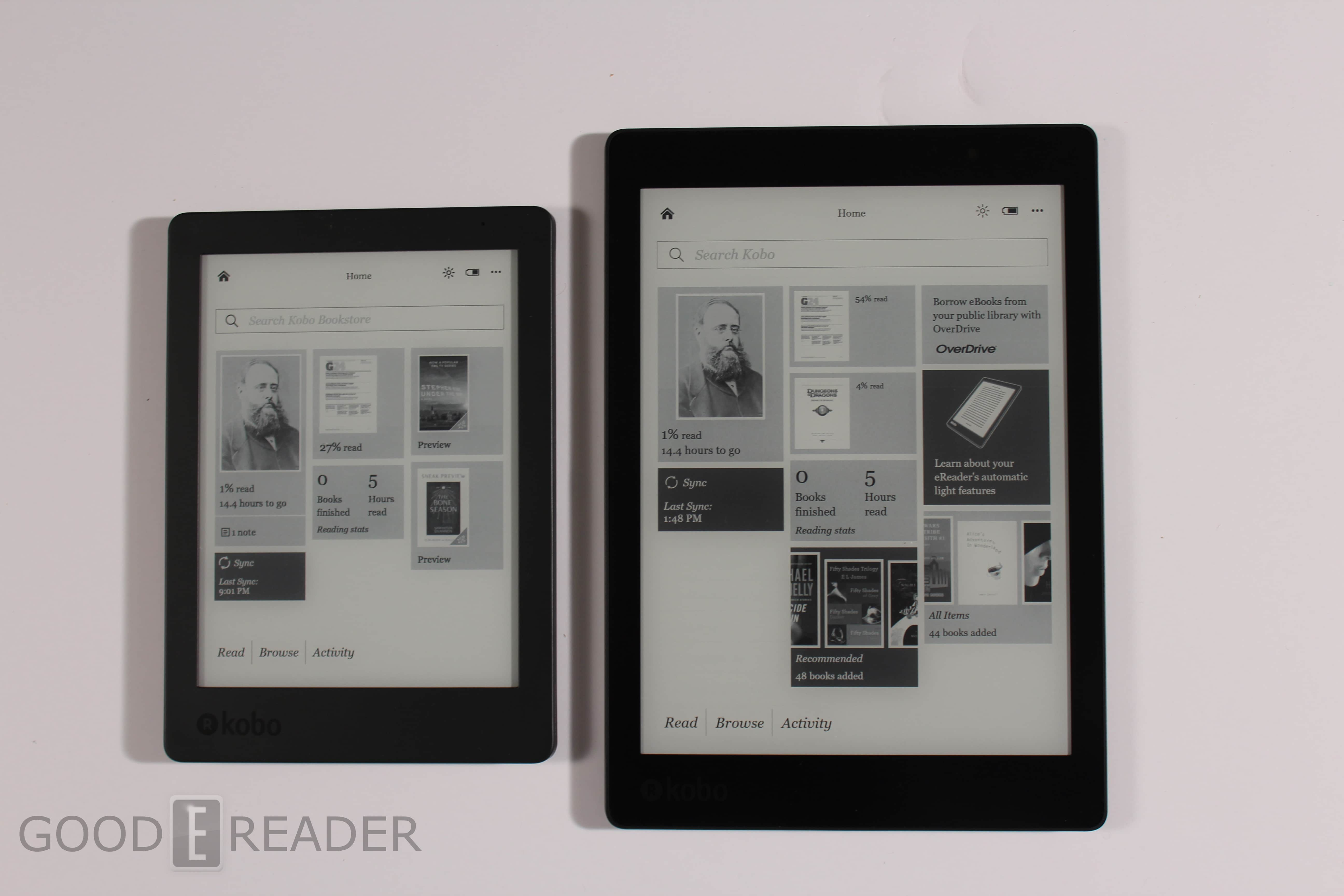 The Kobo Aura One Is The Best Ereader Currently On The Market It Is  Waterproof, Dustproof, Has The Best Frontlight In The Business And Is The  Only