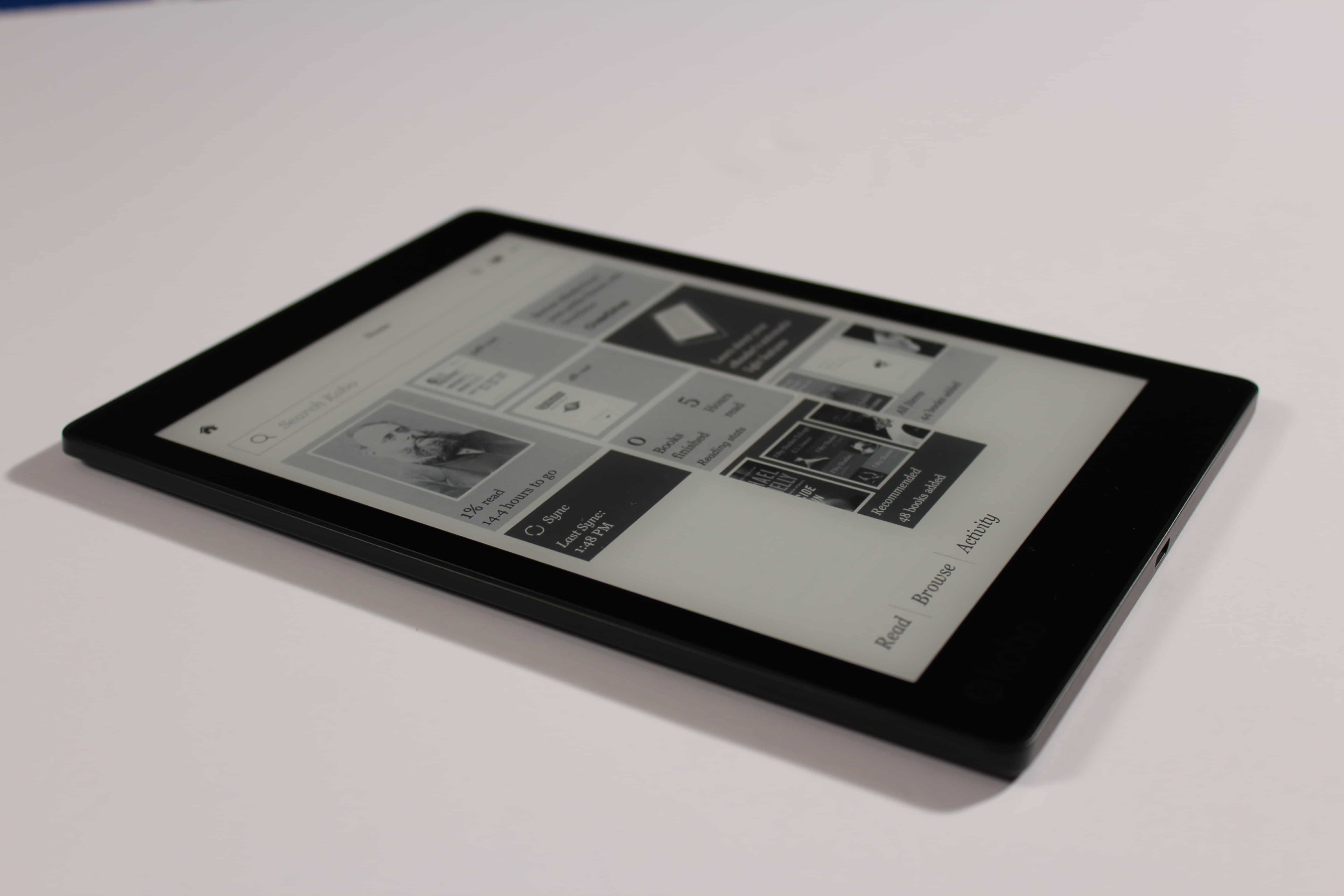 The Kobo Aura One Is The Culmination Of Everything Kobo Has Done In The Ereader  Arena Since 2010 They Expanded Upon All Of Their Criticalmercial