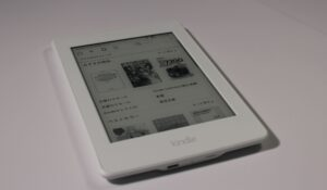 Amazon Kindle Manga Model Review