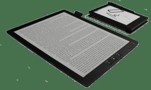 Good e-Reader 13.3 and 6.8 Comparison Video