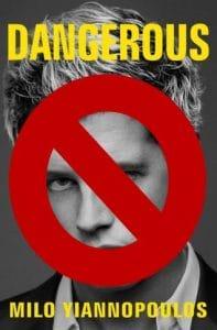 Simon & Schuster Dumps Milo Yiannopoulos Book