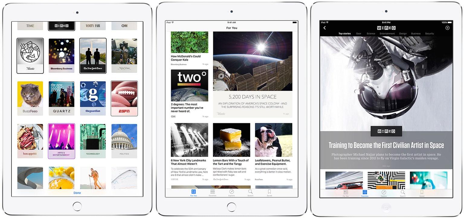 Apple может позволить издателям использовать свою собственную службу рекламы в Apple News