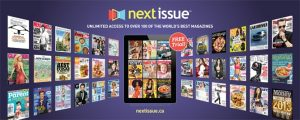 Rogers is Giving Away 2 Year Free Subscription to Next Issue