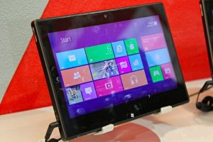 Toshiba Ditches Windows RT Tablet Plans