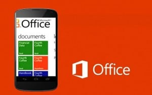 MS Office Made Free for Android Phones