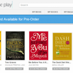 Google Unleashes New Pre-Order System for Google Play Books
