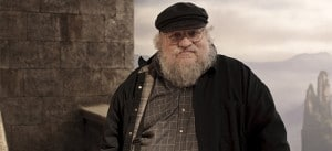 George R.R. Martin's New Book Excerpt Available on Android and iOS Phones