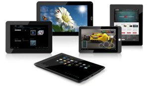 Touch-controlled Device Segment Predicted to be Dominated by Tablet PCs in 2012