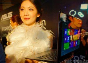Asus Taichi Laptop/Tablet Hybrid Debuts at Computex 2012