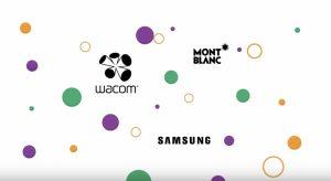WACOM Starts A New Digital Ink Company