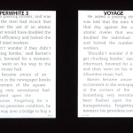 Amazon Paperwhite 3 vs Kindle Voyage – Glowlight Test