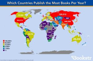 China Publishes More Books Per Year Than the United States