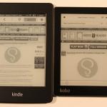 Kobo Aura vs Amazon Kindle Paperwhite
