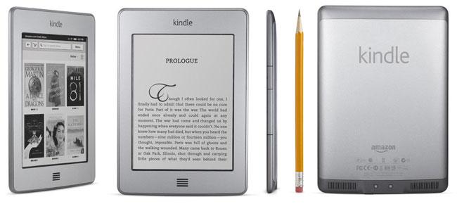 Amazon Kindle Touch gets the Jailbreak Treatment