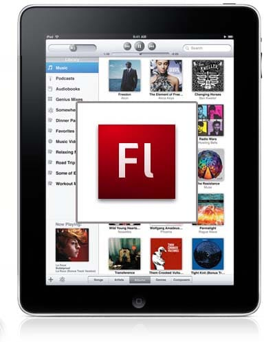 how to play adobe flash on ipad