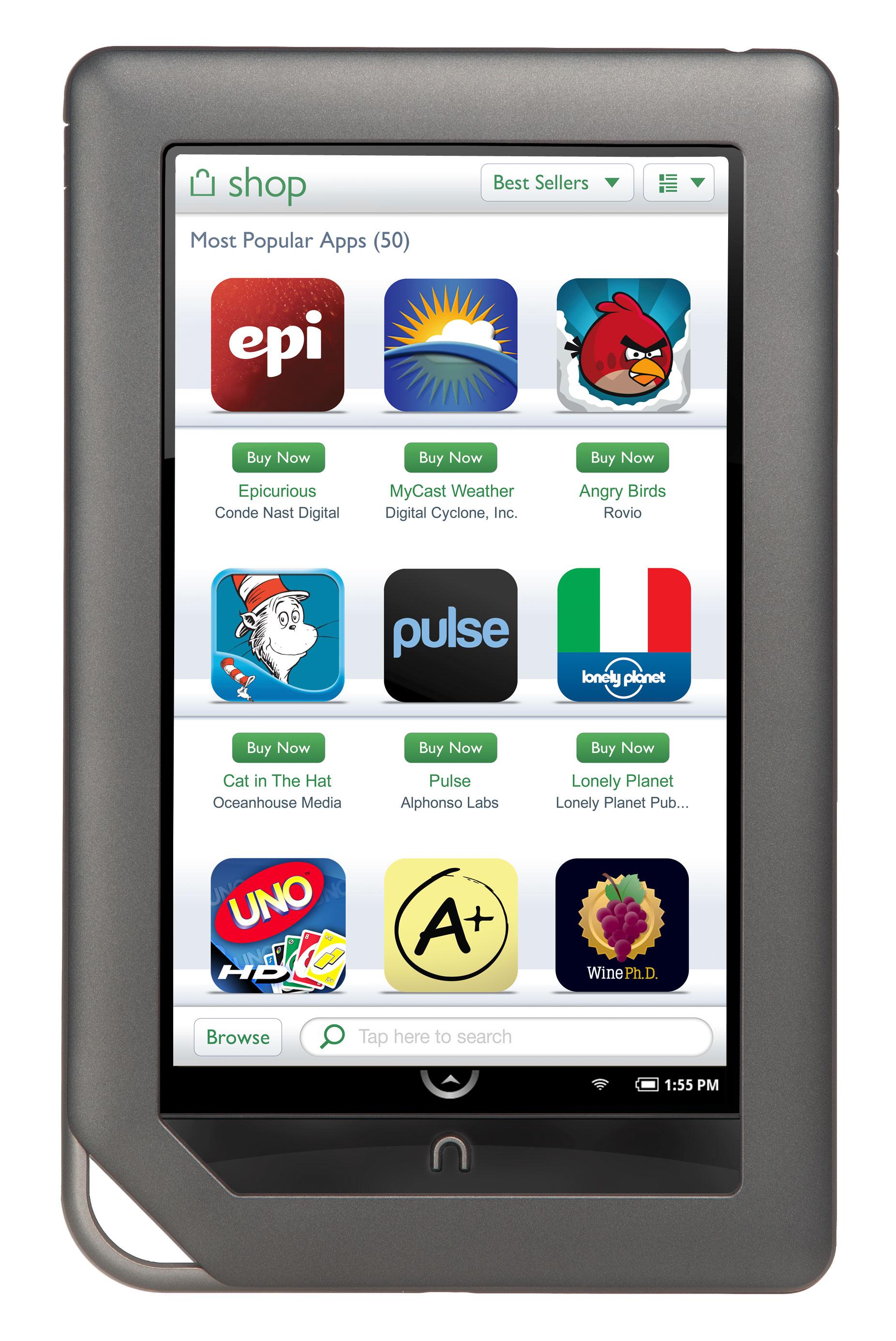 nook app store