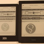 Kobo Aura Nighttime Reading Tests