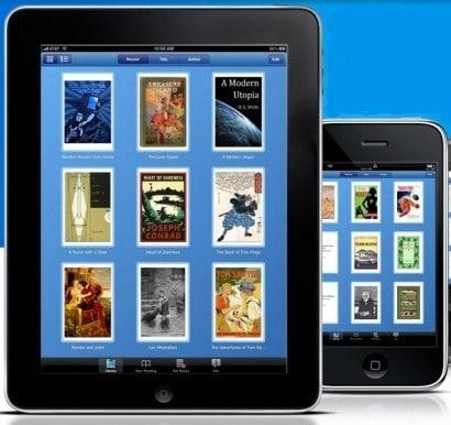 Book reader app playbook