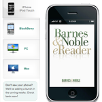 Barnes & Noble Developing E-Reader App For iPad
