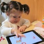 Kids' Tablet Usage Warning