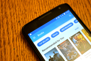 Google Play Books Introduces New Discovery Feature