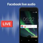 Facebook Launches Live Audio
